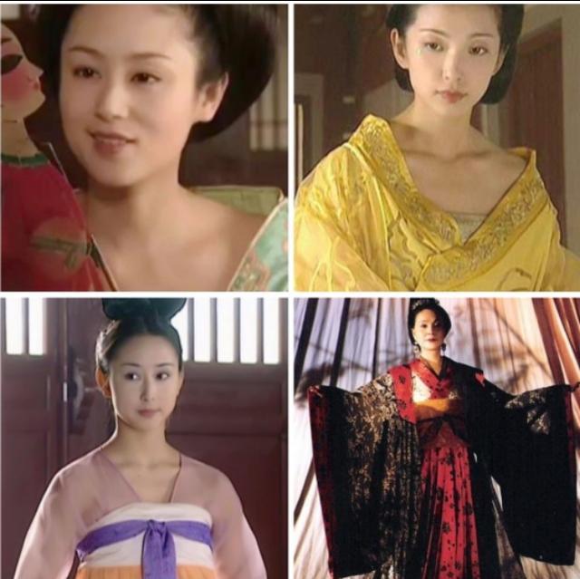 《大明宫词》中四个有野心的女人,为什么只有武则天登上权力巅峰