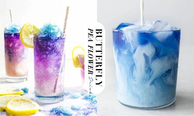 平时没事的时候可以喝蓝蝴蝶花茶吗