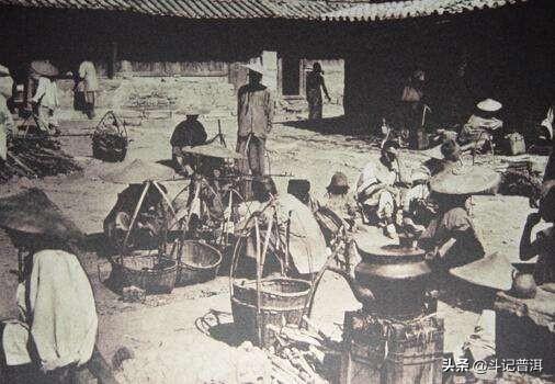 普洱茶在中国市场占有多少的市场配额?