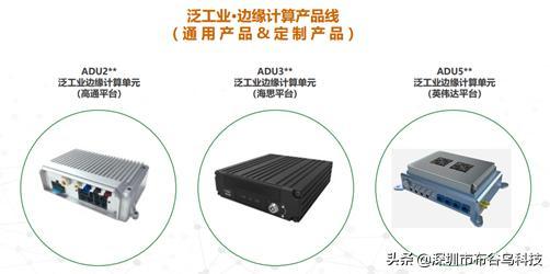布谷鸟:ADU系列-泛工业边缘计算单元产品线介绍