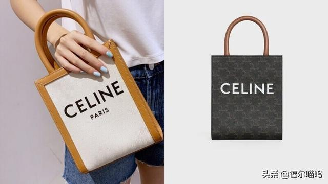 小包风持续,继Balenciaga、CELINE,LV也推出Monogram迷你托特袋