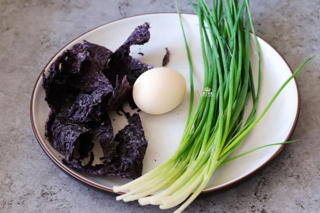紫菜鸡蛋汤怎么做才好喝?很多人都忘了这一步,难怪做出来不爽口