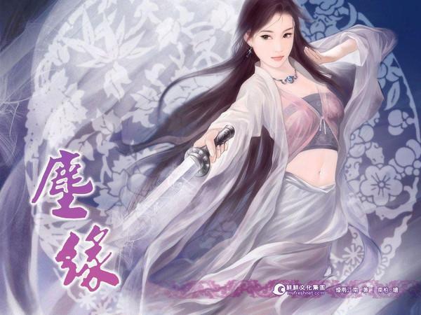 中国历史上那些奇女子,代表一个朝代的潮流