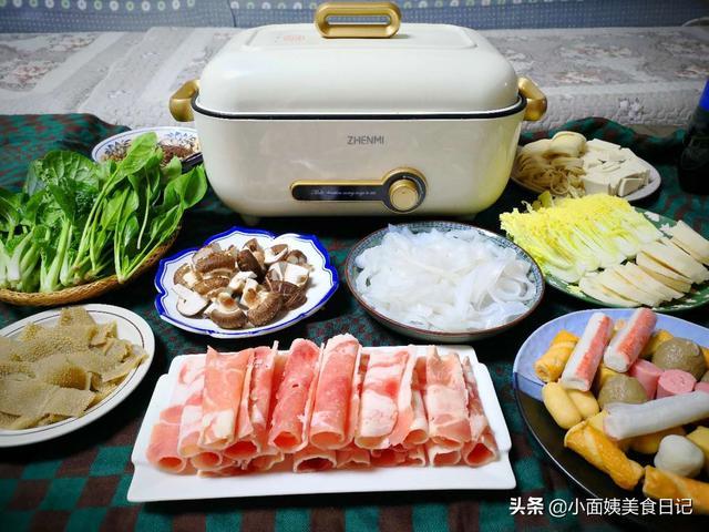 野炊吃火锅需要准备什么