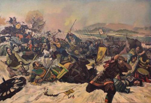 项羽为什么要坑杀投降的数十万秦兵?