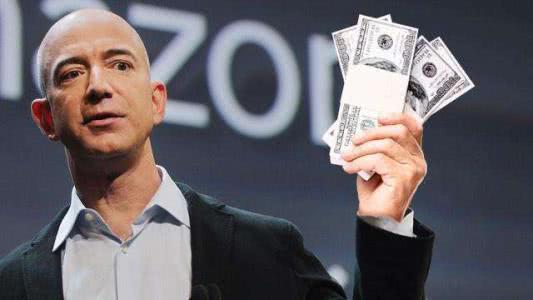 全球首富贝索斯一天损失70亿美元 过去1个月身价减少180亿美元