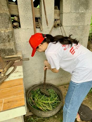 三峡职业学院开展暑期三下乡 助推产业发展实践点亮青春