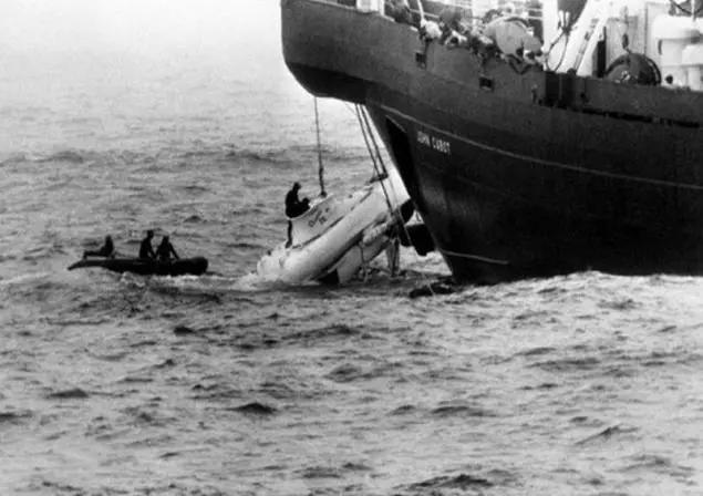 中国男子海上漂流133天,被写进美军教材,论中国人的生存能力
