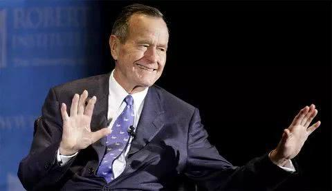 老布什有哪些功绩?有人说他在美国的威望比较高,对此你怎么看?