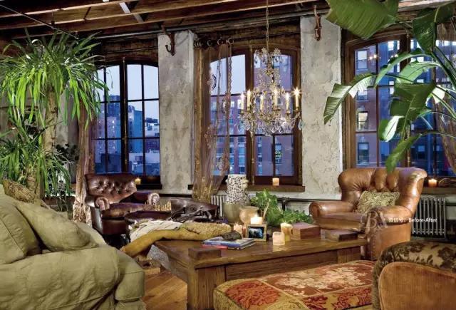好莱坞十大名人客厅,品味不凡的明星家居