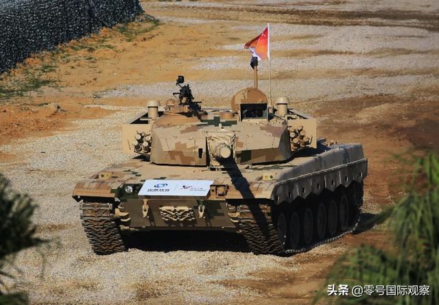 中国15式坦克有多强,上的了高原下得了水田,可谓人小本事大
