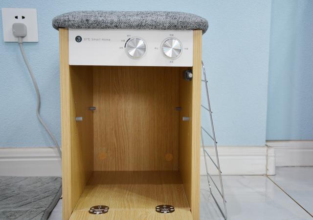 解决鞋壳内闷热潮湿,杀菌除臭还能治脚气?37度智能鞋柜上手体验