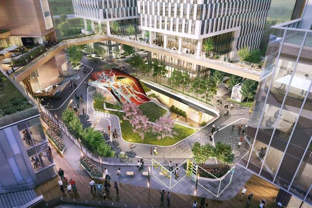 多元构建新型商业场景,丰台大悦春风里助推区