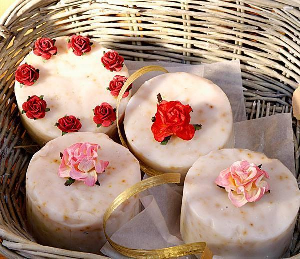 DIY手工皂配方及其比例