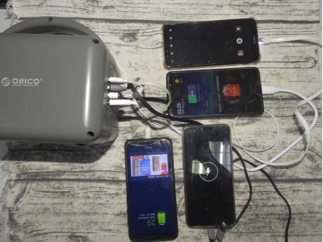 跟随你的迷你充电站-Orico/奥睿科户外电源试用
