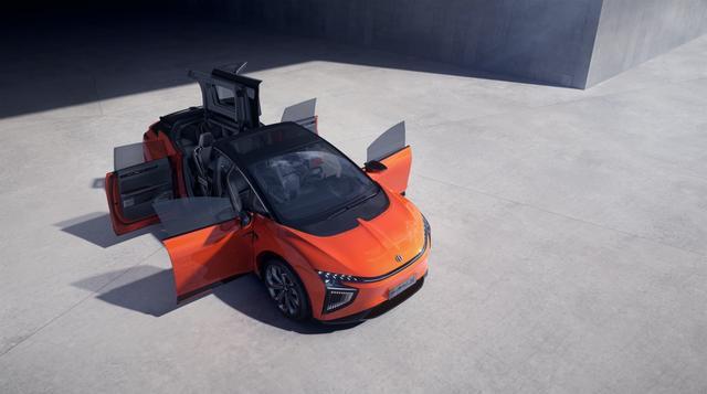 全球首款可进化超跑SUV 高合HiPhi X 将于北京车展全球上市