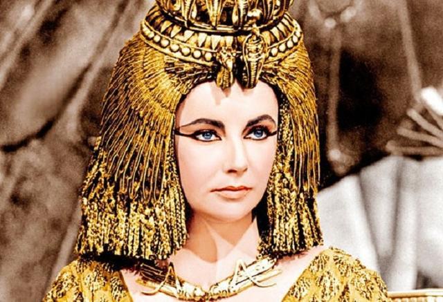 埃及艳后式猫眼妆:起源于神的旨意,却成现代美妆的始祖