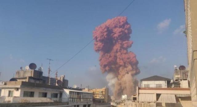 黎巴嫩高层早就收到警告?意大利专家:爆炸的不是硝酸铵,是导弹