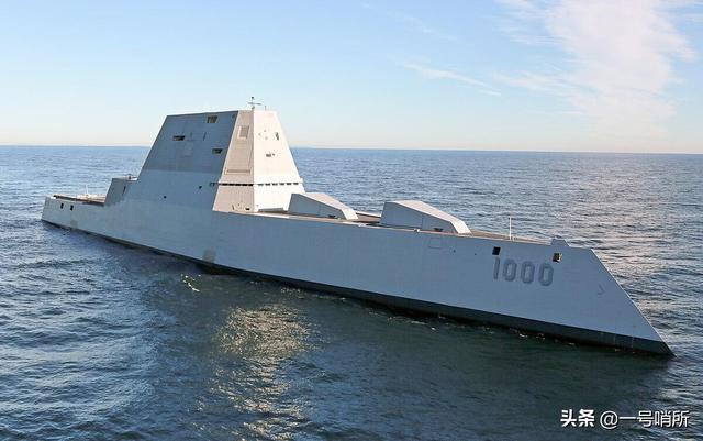 美俄最强战舰交手会怎样?美专家给出结论,有几分嘲讽之意