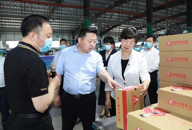 睢县与足力健勠力同心实现高品质发展 共同营造良性发展生态圈