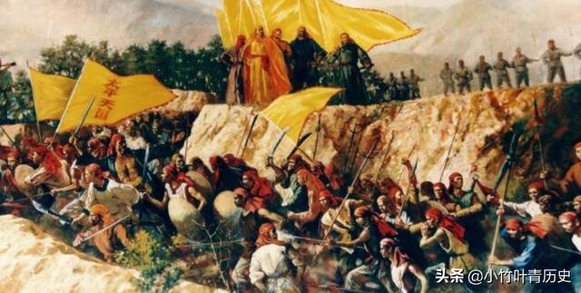 秦末农民起义的影响