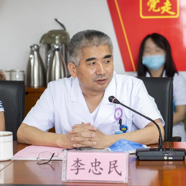 阜阳市妇女儿童医院迎接省级健康促进医院评审检查验收