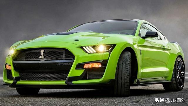 你敢说就这?Mustang的魂!Shelby GT500