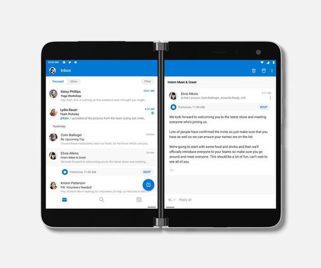 微软:Surface Duo 专为中国、印度等移动优先国家用户设计-第2张图片-IT新视野