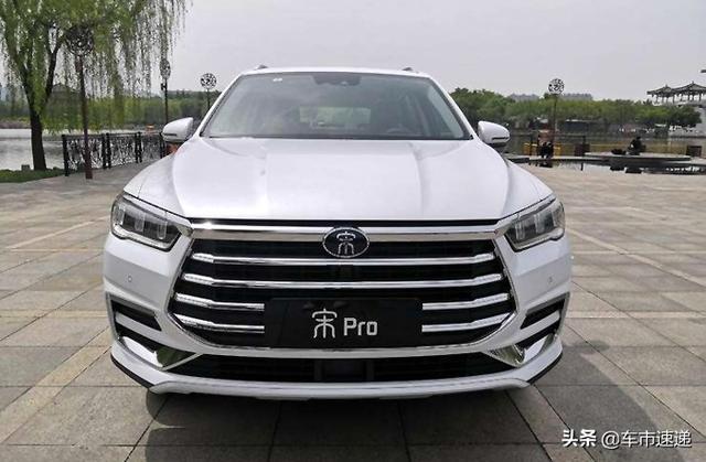 燃油SUV前7个月销88189台,同比增长157.73%,成比亚迪最大亮点