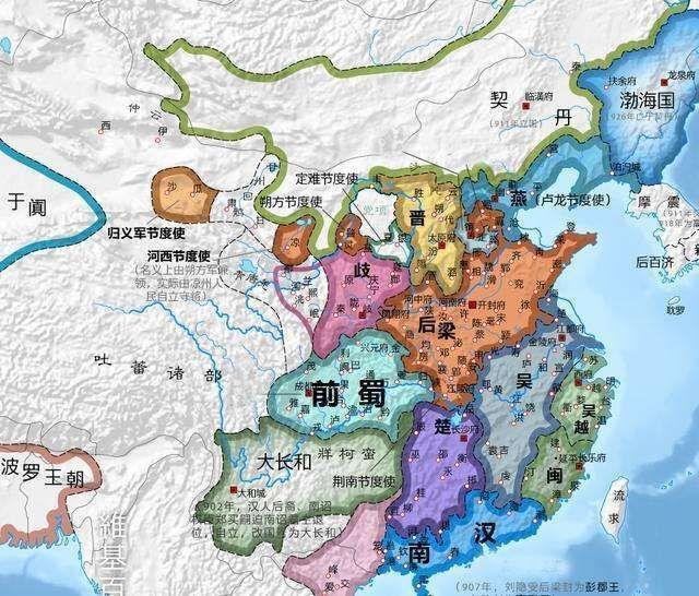 唐朝最后是怎么灭亡的?南唐和唐朝是什么关系