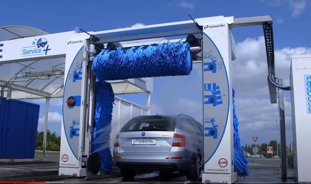进化了百年的洗车机到底哪种才是王道?