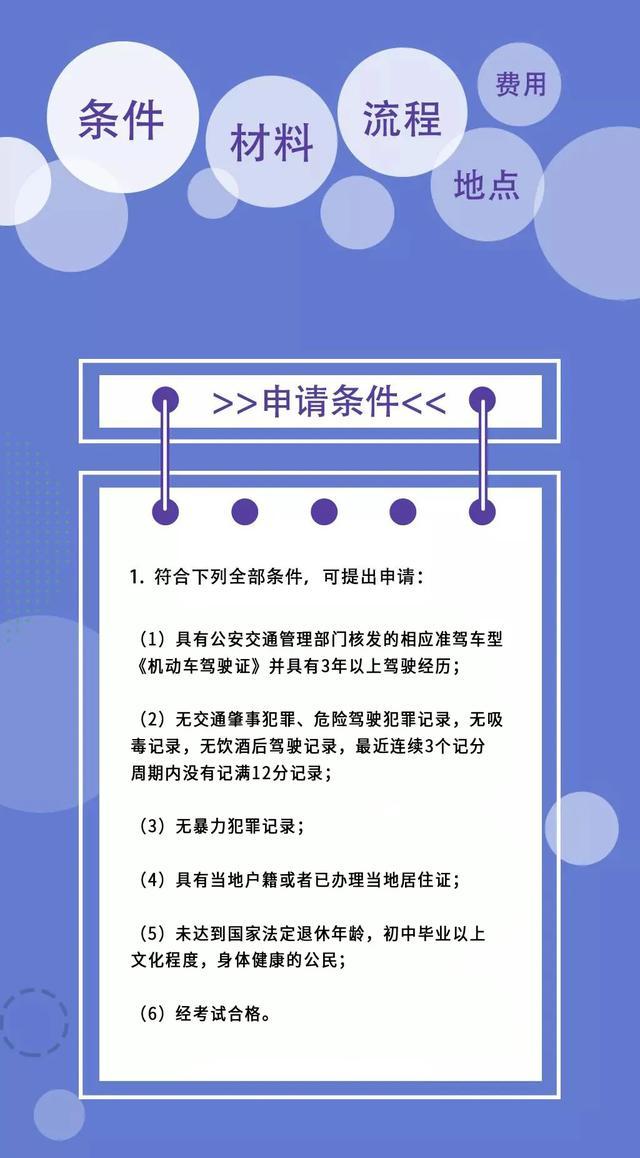 """广州市网约车从业资格证考试""""宝典"""""""