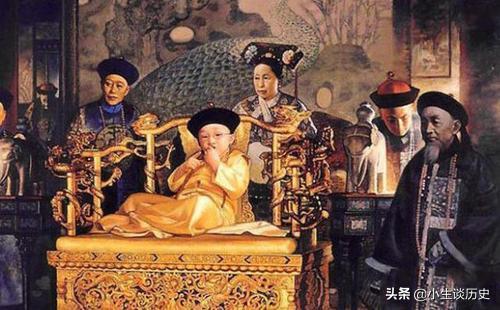 清入关的第一位皇帝