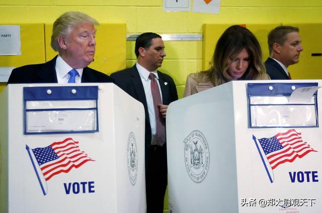 特朗普发推:能推迟2020年选举?美媒:显示美国有爆发内战危险