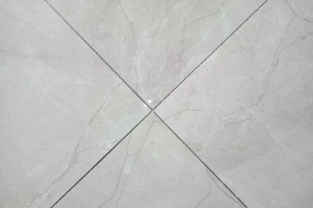 灰色瓷砖怎么搭配美缝剂,老师傅选这三种颜色,网友:真漂亮