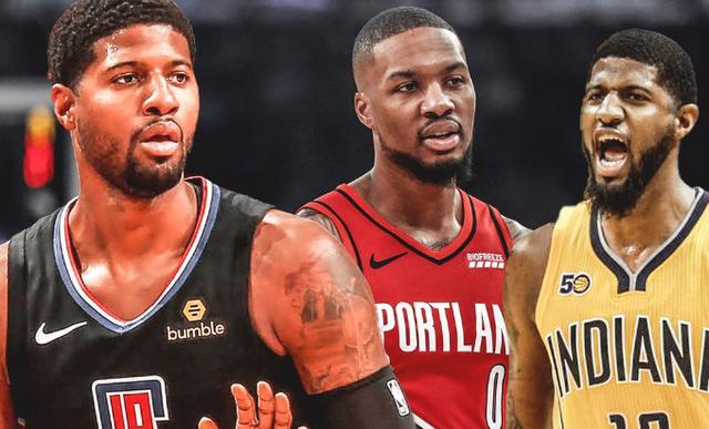 NBA混戰之王!Lillard和喬治互噴,社會瓜安東尼站出來緩和關係!-黑特籃球-NBA新聞影音圖片分享社區