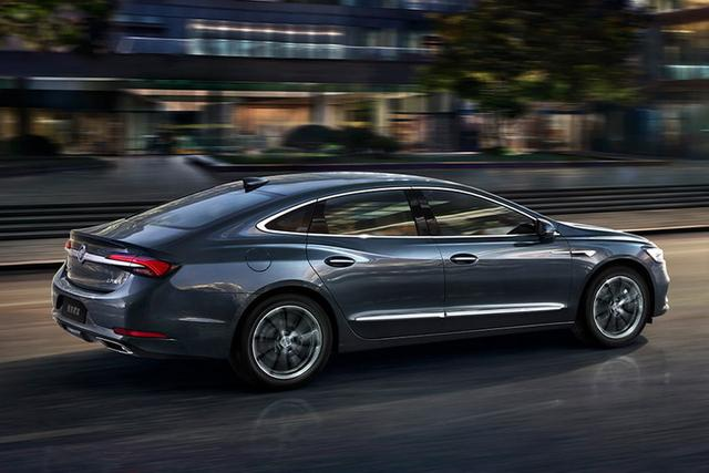 全新君越正式上市,配置超越同级BBA车型,新增552T豪华版