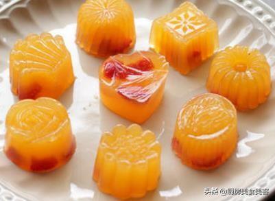 自制家庭水果果冻,清凉一夏Q弹爽口。2种做法简单又好吃。