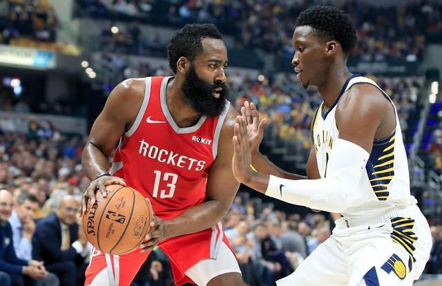 「NBA 08-13 04:00」赛事前瞻:火箭 VS 步行者