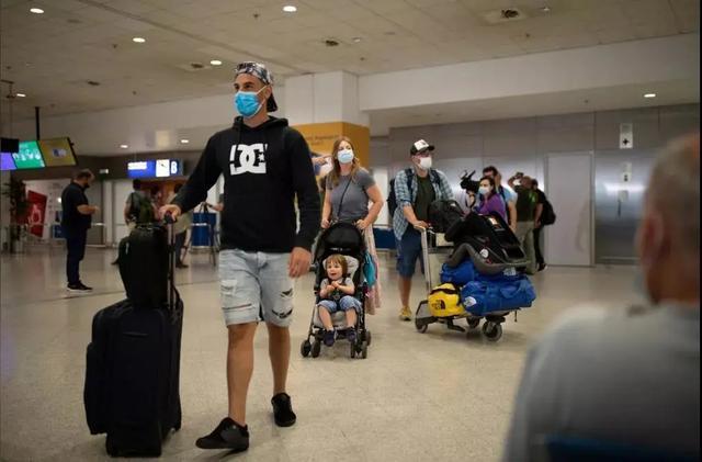 希腊发布7月旅游数据,瞄准320亿欧洲复苏基金