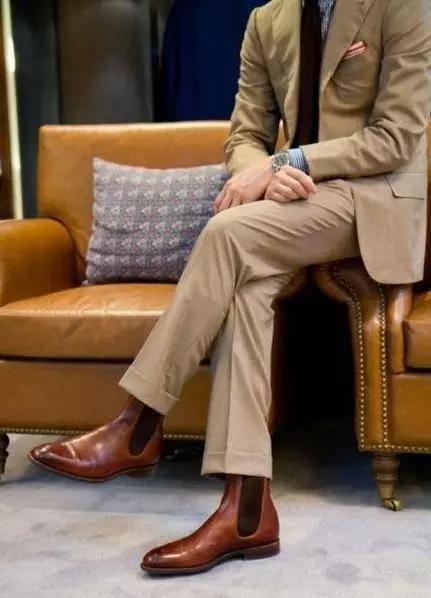 男人的鞋柜里只需要这4种鞋,你现在拥有几双?