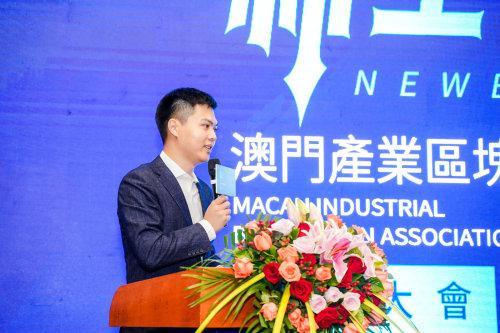 常务副会长、通证思维创始人 贺宝辉先生