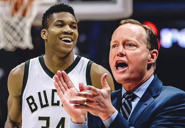 有情緒很正常!公鹿教練力挺字母哥:10分鐘被犯規8次,詹姆斯和Curry也會暴怒!-黑特籃球-NBA新聞影音圖片分享社區