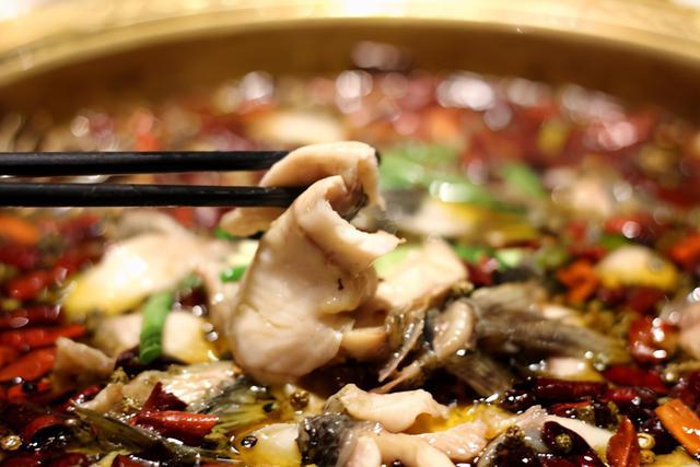 水煮酸菜鱼,用什么鱼比较好