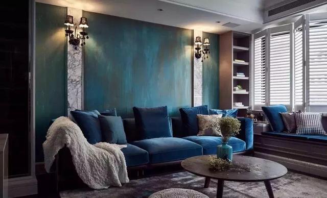 不同材质有不同气质,家居软装选对材质很重要
