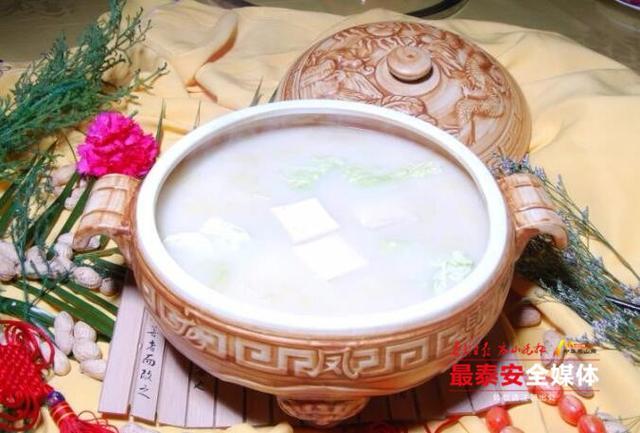 山东非物质文化遗产泰山豆腐宴诚邀全国援湖北医护人员免费品鉴