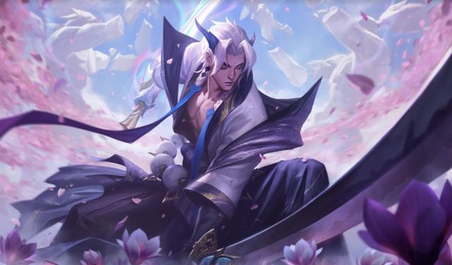 英雄联盟:永恩技能介绍——攒风+击飞,又一个亚索来了?