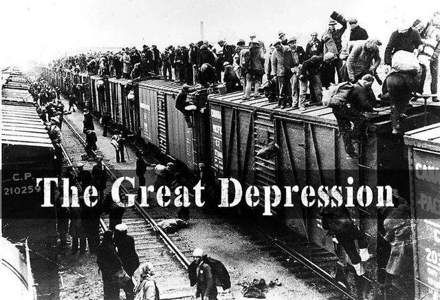 美股牛了十年,七连跌终于开始慌了!外媒:美国大萧条或不可避免