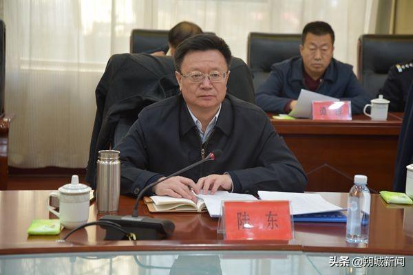省秋冬季大气污染防治帮扶工作朔城区专题会议召开