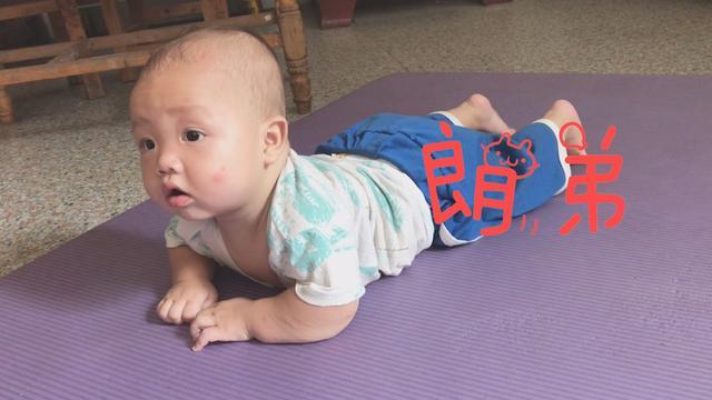 宝宝在五个多月时就会爬了,会不会太早了